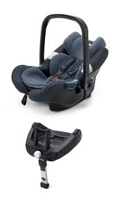 concord infant car seat air safe incl airfix isofix base deep water blue 2018