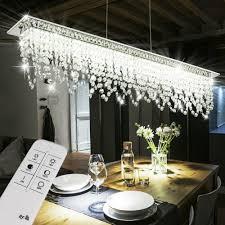 Flur Living Xxl Leuchte Pendel Kristall Lampe Hänge Watt 24