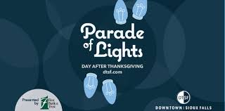Of Evening Holiday Parade Friday Continues 27th Lights Tradition zw8F5x