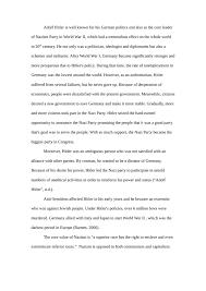a comparison of adolf hitler and joseph stalin   kibin