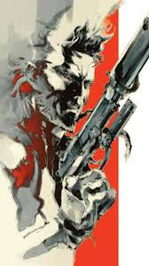 metal gear solid 2 sons of liberty iphone wallpaper 640x1136