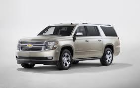 2015 Chevrolet Tahoe and Suburban Revealed [Video] - autoevolution