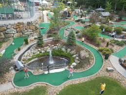 fun mini golf and go karts chucksters