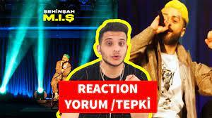 FARKINI YİNE GÖSTERDİ! Şehinşah - MIŞ | REACTION / YORUM / TEPKİ - YouTube
