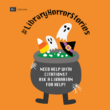 Library Horror Stories Need Help With Citations