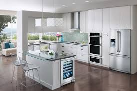 All White Kitchen White Kitchens Are On Trend Yet Timeless A 1 Appliance Ideas