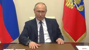 Обращение к гражданам России • Президент России