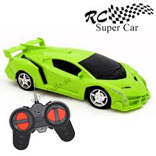 Led Light Toy Car Rc Racing Car With Led Flashing Light Cool Baby Indoor Toy