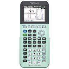 Texas Instruments TI-84 PLUS CE Hesap Makinesi (Mint) Fiyatları ve  Özellikleri