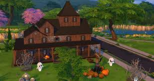 How To Make A Underground House How To Make A Dead Tree And Still Have A Cc Free Lot The Sims