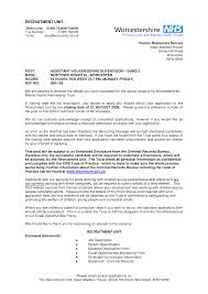 Application For A Job 50 Brilliant Example Cover Letter Cleaner