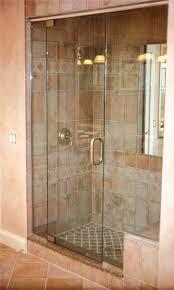 shower door installation frameless shower enclosure