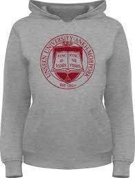 york university hoodie. unseen university crest york hoodie