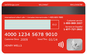 Contactless Card Design Wells Fargo Begins Rollout Of Contactless Cards For Payments