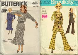 Vintage Sewing Patterns Awesome Hilarious Moving Sewing Pattern GIFs Andrea's Notebook