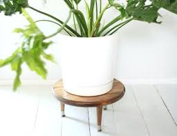 diy plant stand plant stand mid century modern style diy indoor plant stand plans