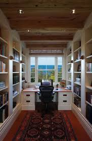 Home Office Library Ideas-08-1 Kindesign