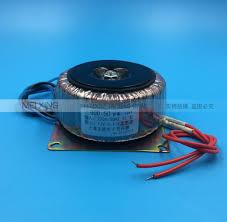 Dual 12V 15V 18V 24V Ring <b>transformer</b> 50VA <b>220V input</b> copper ...