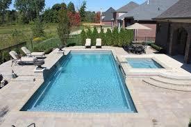rectangular inground pool designs. Rectangular Pool Ideas Rectangle Inground Swimming Designs Chaffees Pools For W