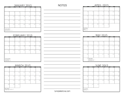 Blank Monthly Calendar Template 2015 Microsoft Calendar Templates