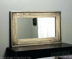 framed wall mirrors wood framed oval wall mirror black wood framed wall mirrors regarding wood frame wall mirror