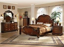 ornate bedroom furniture. Exquisite Ornate Bedroom Furniture For Main Decor: Design With Wall Mirror R