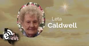 Lita Caldwell of Greenville, Texas
