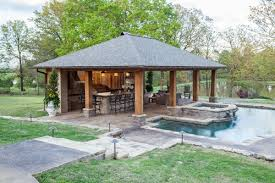 pool house. Rustic Pool House Gorgeous Charming Garden Fresh On