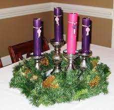 Advent Wreath Decorations Motherly Loving Advent Wreath Prayers