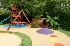 Image Gallery of Playground Design Ideas 20 Ideas For A Playground In Your  Garden