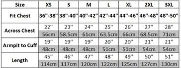 Cape Size Chart Unisex Waxed Long Cape Stockman Hooded Coat Beige