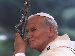Risultati immagini per papa giovanni paolo secondo