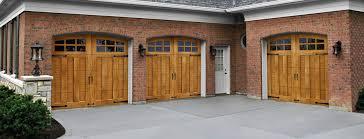 garage door wood lookCustom Crafted WoodLook 4Layer  Ideal Garage Doors