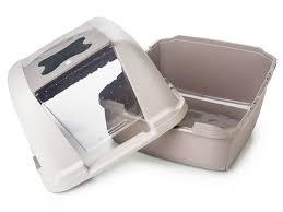hagen catit hooded cat litter box. Hagen Catit Hooded Cat Litter Box E
