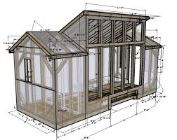tiny house plan. This Is Another Tiny House That Was Designed Around The Idea Of Being Run Strictly Off Solar Power. For Those Us Are Shooting To Be Totally Plan T