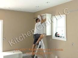 Kitchen Cabinet Installation Cost Part   34: Full Image For Ikea Cabinet  Installation Florida Ikea
