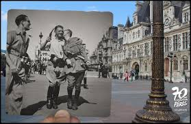 Liberation of Paris: WWII Then and Now