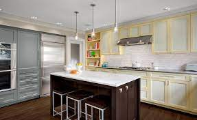 30 Kitchens With Stylish Two Tone Cabinets