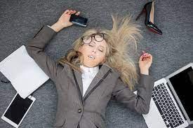 can stress cause abnormal uterine