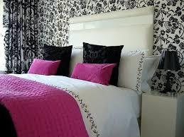 Pink And Black Bedrooms 5 Widescreen Wallpaper