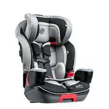 evenflo car seat booster image evolve platinum 3 in 1 combination booster car seat evenflo car