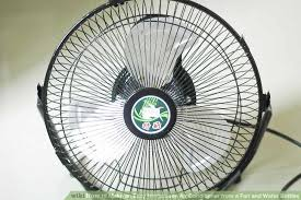 air conditioning fan. image titled make an easy homemade air conditioner from a fan and water bottles step 1 conditioning w