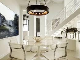 Modern Dining Room by Gary Hutton Design