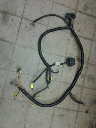 need kubota l2850 wiring harness finished up and recovered salvaged f150 split loom