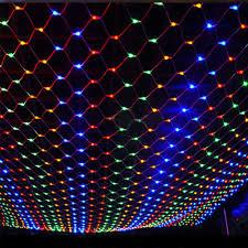 Us 5 99 30 Off Christmas Lights Led Net Lights Courtyard Waterproof Flashing String Lights Christmas Lights Outdoor Led Fairy Lights Decor 2019 On