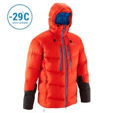 Puffer Down Jacket For 30 Degrees Simond Makalu Ii