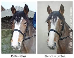 horse paintings uk