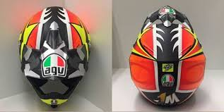 Joan Mir with <b>new off</b>-<b>road helmet</b> for this preseason - <b>Motorcycle</b> ...