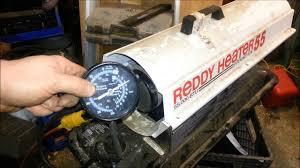 Heater Fixer Torpedo Kerosene Heater Repair How They Work Youtube