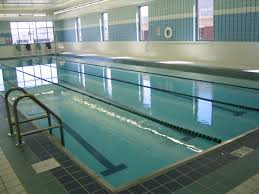 Indoor Pool - Ames Fitness Center